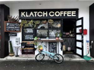【KLATCH COFFEE】石垣島のお洒落なコーヒー屋さん、クラッチコーヒーで朝食を!